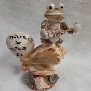 Shell frog